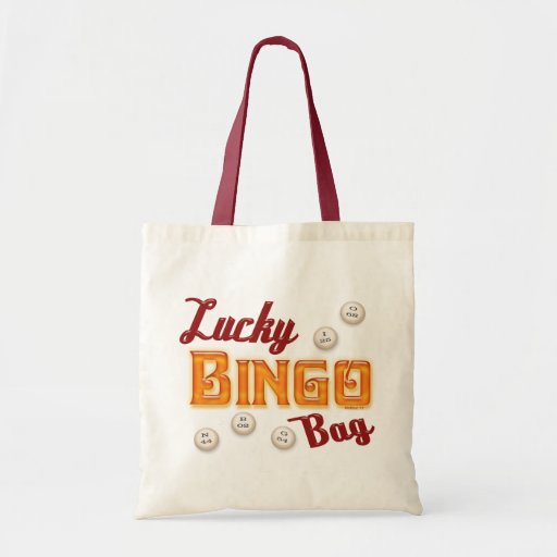 Bolso afortunado del bingo bolsa