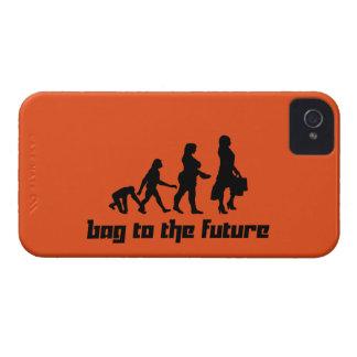 Bolso al futuro iPhone 4 cobertura