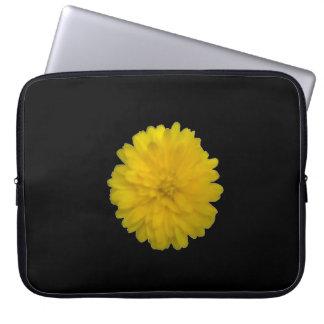Bolso amarillo del ordenador portátil de la maravi manga portátil