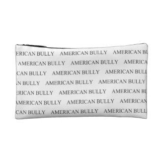 Bolso americano del cosmético del matón