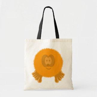 Bolso anaranjado de Pom Pom PAL