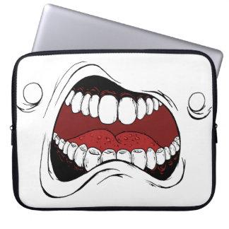 bolso aseado del ordenador portátil fundas ordendadores