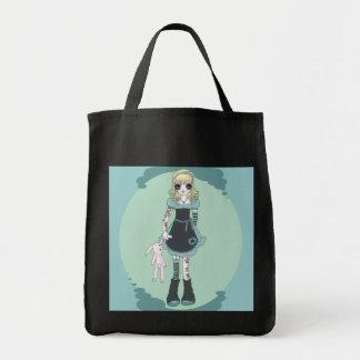 Bolso azul #1 de Alicia Bolsa Tela Para La Compra