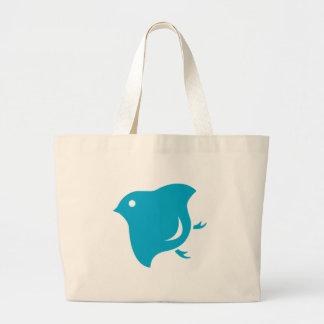 bolso azul del chorlito bolsa