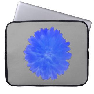 Bolso azul del ordenador portátil de la maravilla fundas portátiles