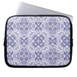 Bolso azul elegante de la electrónica del diseño f manga portátil