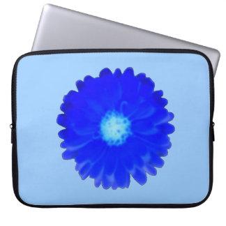Bolso azul fresco del ordenador portátil de la mar fundas computadoras