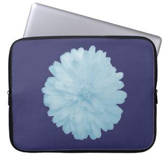 Bolso azul helado del ordenador portátil de la fundas ordendadores