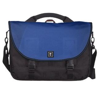 Bolso azul marino del ordenador portátil bolsas para portátil