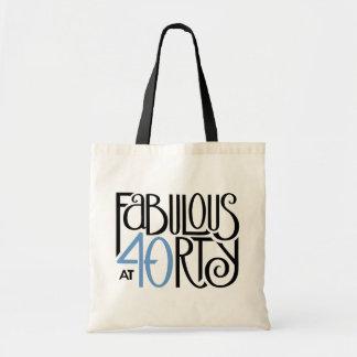 Bolso azul negro 40 fabulosos bolsa de mano