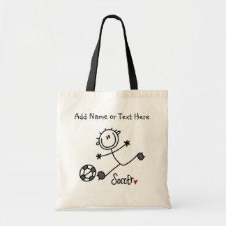 Bolso básico del jugador de fútbol bolsas de mano