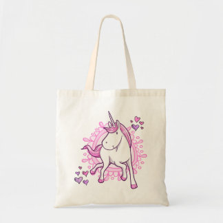 Bolso bonito del unicornio bolsa tela barata