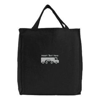 Bolso bordado camioneros de encargo bolsa