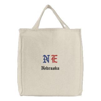Bolso bordado personalizado del NE Bolsas
