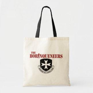 Bolso Borinqueneers Bolsa Tela Barata