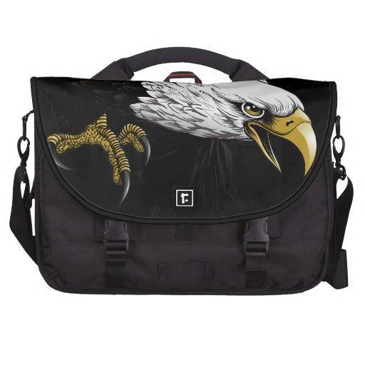 Bolso calvo del ordenador portátil de Eagle Bolsas Para Portátil