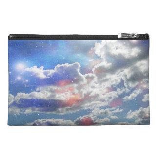Bolso celestial del accesorio del viaje de las nub