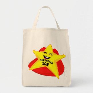 ¡bolso chistoso del hijo de la superestrella! bolsas