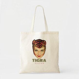 bolso cigarrillo tigra handbag