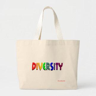 Bolso clásico de la diversidad (arco iris) bolsas