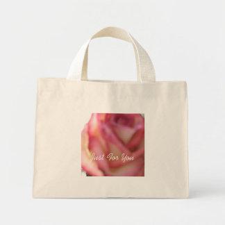 """Bolso color de rosa """"apenas para usted """" bolsa"""