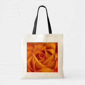 Bolso color de rosa de la floración bolsa tela barata