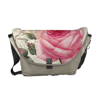 Bolso color de rosa rosa claro bolsas de mensajeria