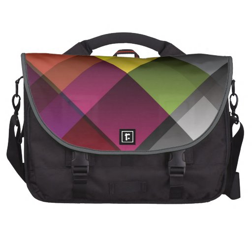 Bolso colorido del ordenador portátil del viajero  bolsas para portatil