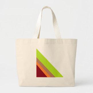 Bolso contemporáneo del diseño bolsa tela grande