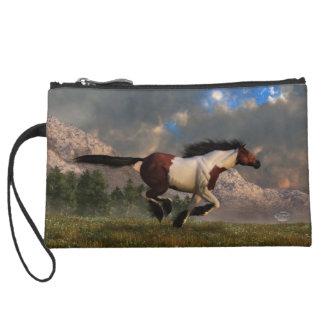 Bolso corriente del caballo