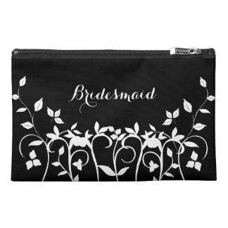 Bolso cosmético de la dama de honor elegante -
