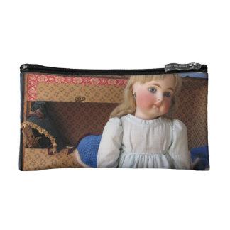 Bolso cosmético de la muñeca de Belton pequeño -