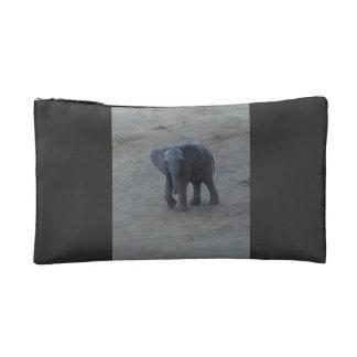 Bolso cosmético del elefante del bebé - por la