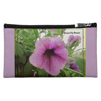 Bolso cosmético floral