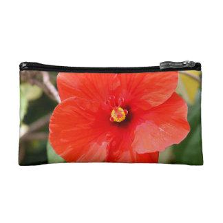 Bolso cosmético - hibisco abigarrado