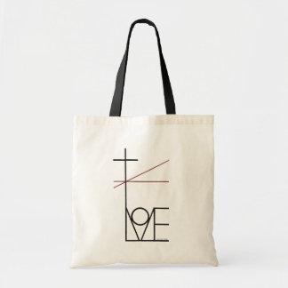 Bolso cristiano del amor bolsas