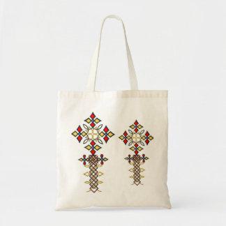 Bolso cruzado etíope bolsa tela barata