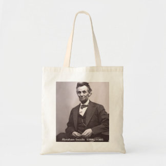 Bolso de Abraham Lincoln Bolsa Tela Barata