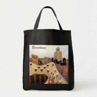 Bolso de Artisanware Barcelona Bolsa Tela Para La Compra