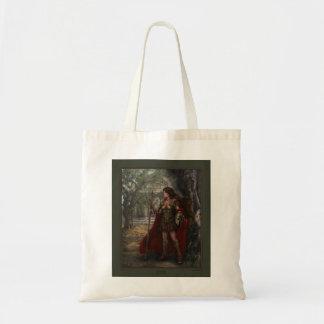 Bolso de Athena de la diosa del artista Lindsay Ar Bolsa Tela Barata