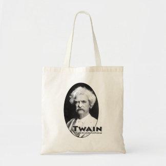 Bolso de Autor-TWAIN Bolsa Tela Barata
