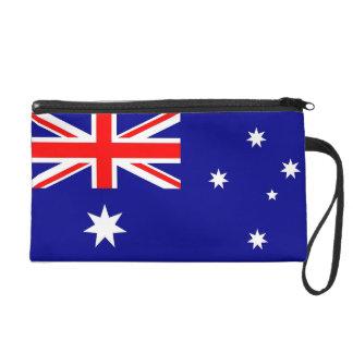 Bolso de Bagettes con la bandera de Australia