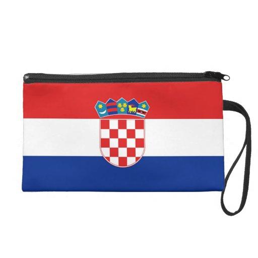 Bolso de Bagettes con la bandera de Croacia