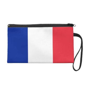 Bolso de Bagettes con la bandera de Francia
