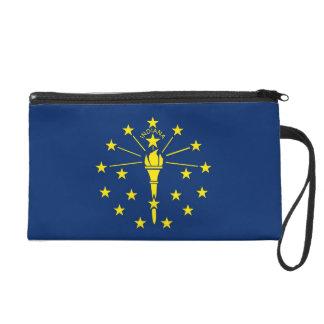 Bolso de Bagettes con la bandera de Indiana, los E