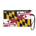 Bolso de Bagettes con la bandera de Maryland, los