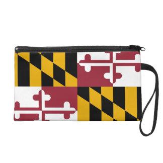 Bolso de Bagettes con la bandera de Maryland los