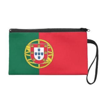 Bolso de Bagettes con la bandera de Portugal