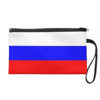 Bolso de Bagettes con la bandera de Rusia