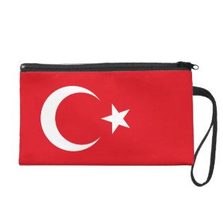 Bolso de Bagettes con la bandera de Turquía